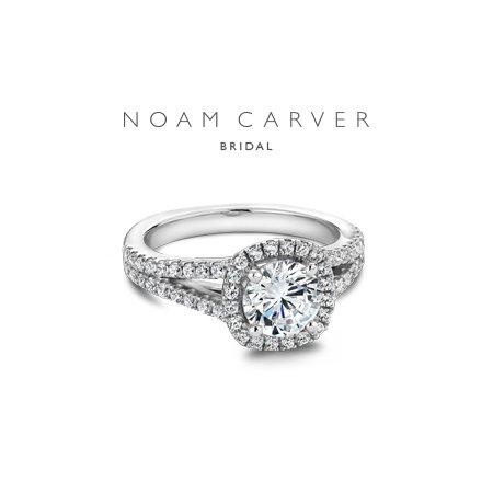 Noam Carver Bridal Rings
