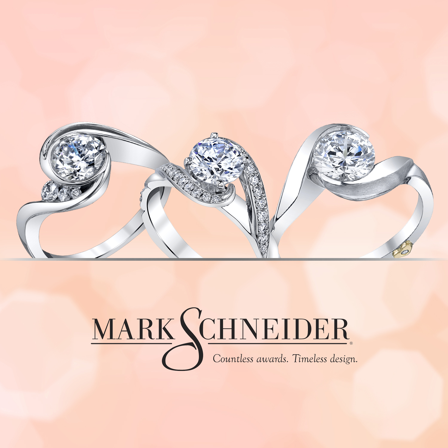 Mark Schneider Rings