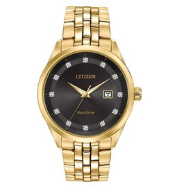 Citizen Corso Eco Drive with Sapphire Crystals