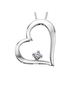 Heart (0.05ct) Canadian