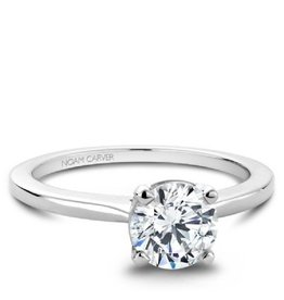 Noam Carver Bridal Mount White Gold