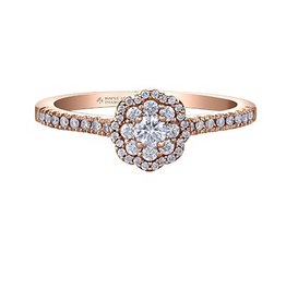 Maple Leaf Diamonds Pink Passion (0.33ct)