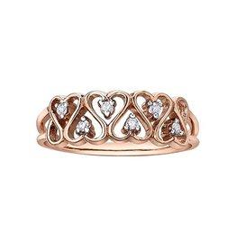 Diamond Rose Gold (0.06ct)