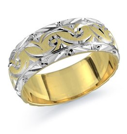 Carved Band