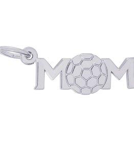 Mom Charm (Soccer)