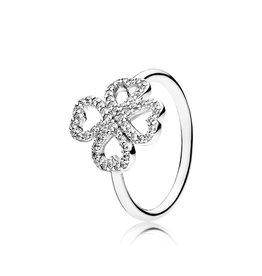 Pandora 190978CZ - Petals of Love, Clear CZ