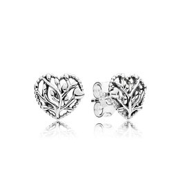 Pandora 297085 - Flourishing Hearts Stud Earrings