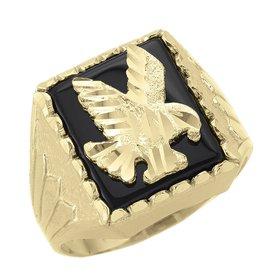 Onyx with Eagle