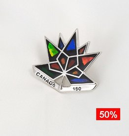 Official Ammolite Canada 150 Pin
