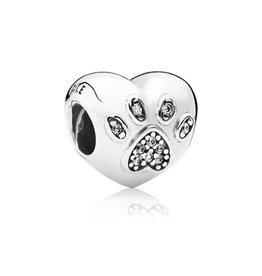 Pandora 791713CZ - I Love my Pet CZ