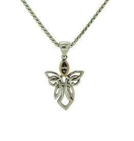 Keith Jack Guardian Angel with Cubic Zirconia