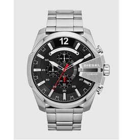 Michael Kors Chief Black Dial with Red Second Hand