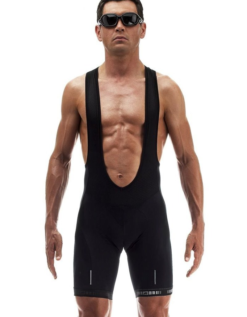 ASSOS T FI.MILLE_S5 LONG LEG Bib Short, BLACK, MEDIUM