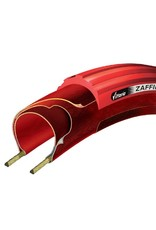 Vittoria VITTORIA Zaffiro Pro Home Trainer Clincher Tire, Red, 700x23C. DO NOT USE ON ROAD.