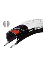 Vittoria VITTORIA Zaffiro Pro Clincher Tire, Foldable, Black, 700x23 mm