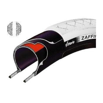 Vittoria VITTORIA Zaffiro Pro Clincher Tire, Foldable, Black, 700x23 mm