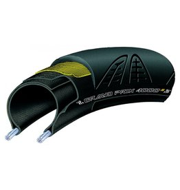 Continental CONTINENTAL Tire, Grand Prix 4000s II Foldable, 700x23C, Black