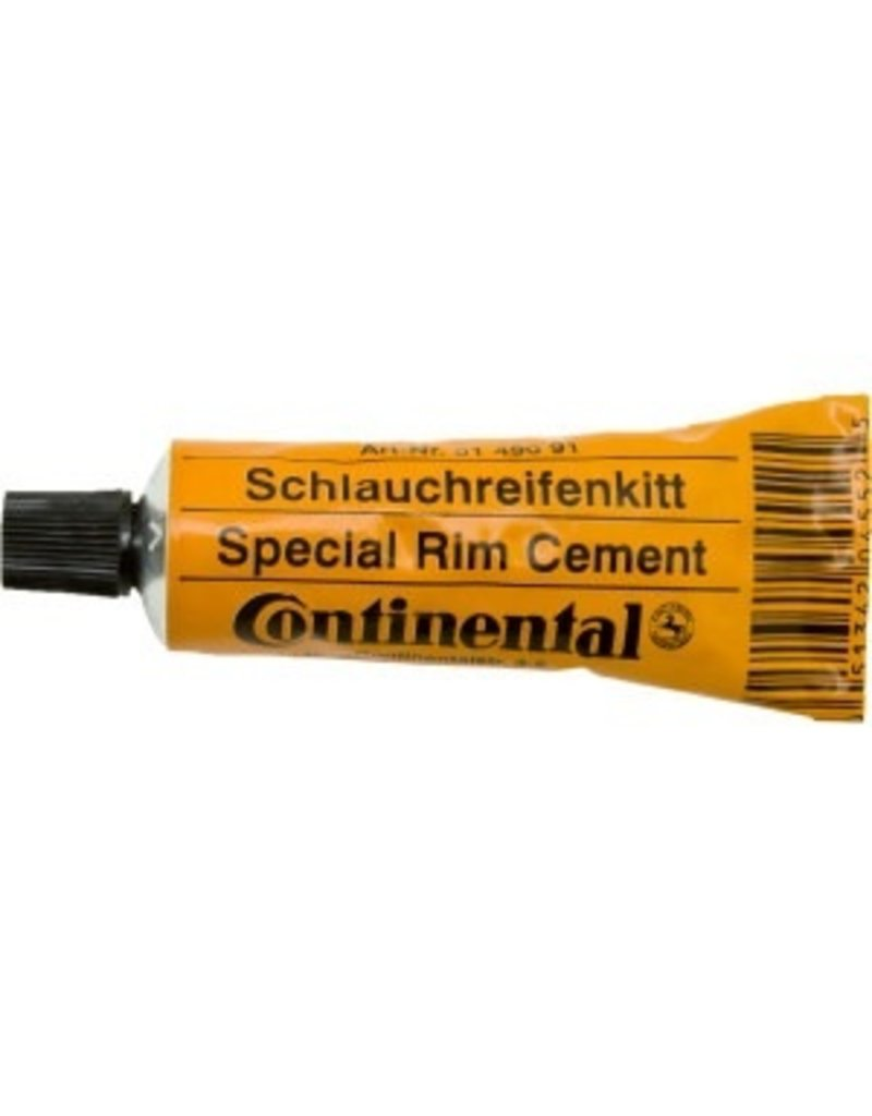 Continental CONTINENTAL Tubular Cement Rim for Aluminium 25g