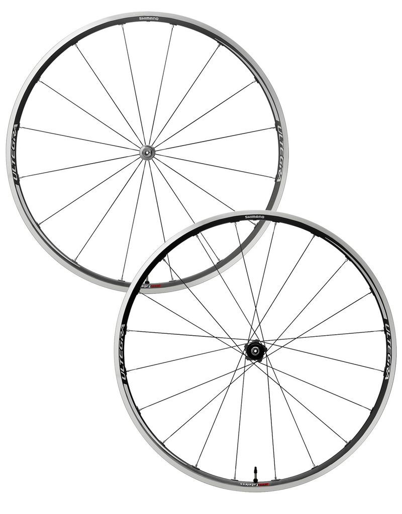 Shimano Shimano Ultegra WH-6700 Alloy Tubeless Wheelset