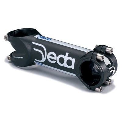 Deda Elementi DEDA ZERO 100 BLACK Stem, 140 mm