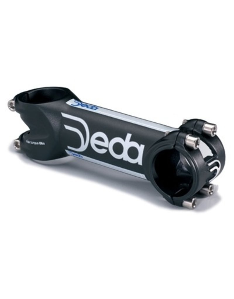Deda Elementi DEDA ZERO 100 BLACK Stem, 120 mm