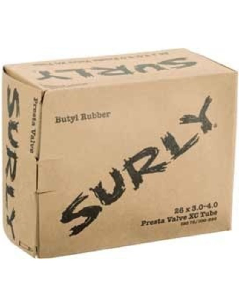 "Surly SURLY Inner Tube 29"" x 3.00 Fast Rolling Dirt"