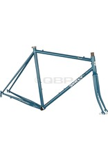 Surly Affordable, durable road frameset made from 4130 chromoly.