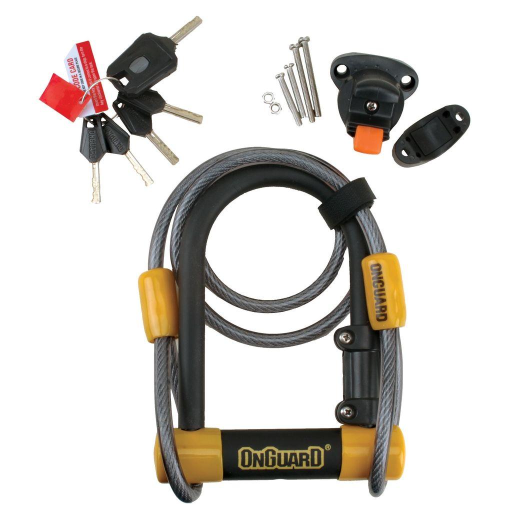 ONGUARD Pitbull Mini DT 8015 U-Lock