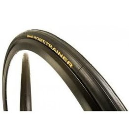 Continental CONTINENTAL Tire, Hometrainer, Foldable, 700Cx23, Black