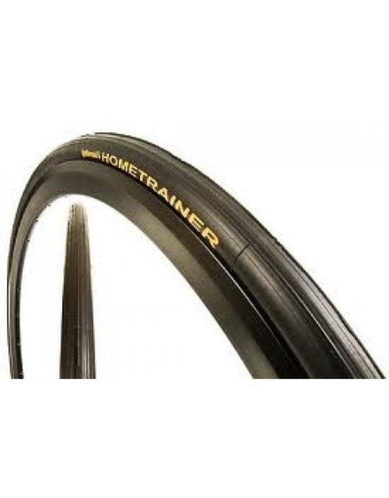 Continental CONTINENTAL Tire, Hometrainer, Foldable, 700Cx23, Black
