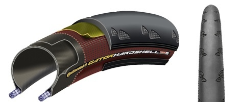 Continental CONTINENTAL Tire Gator Hardshell