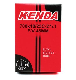Kenda KENDA  Tube Presta Butyl, 700Cx20/23  P/V 48mm