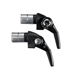 Shimano Precision-engineered 11-speed index ar end shift lever