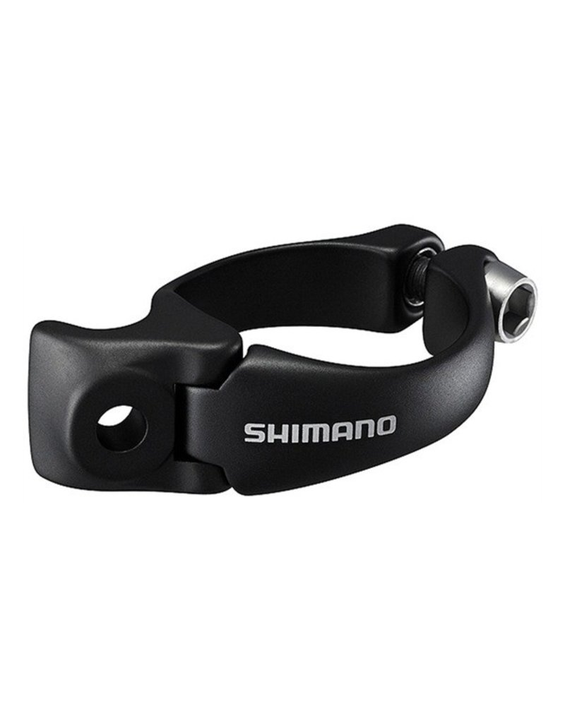Shimano Battery mount seat tupe adapter.