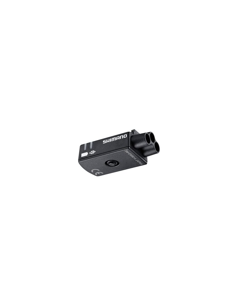 Shimano SHIMANO SM-EW90-B Di2 Front Electric Wire Junction B 5-Port for TT