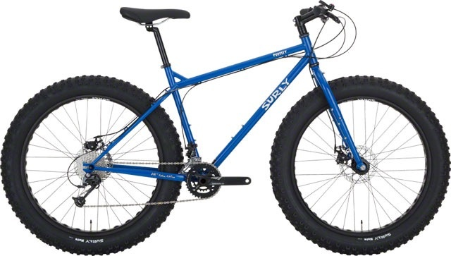Surly SURLY Pugsley Complete Bicycle
