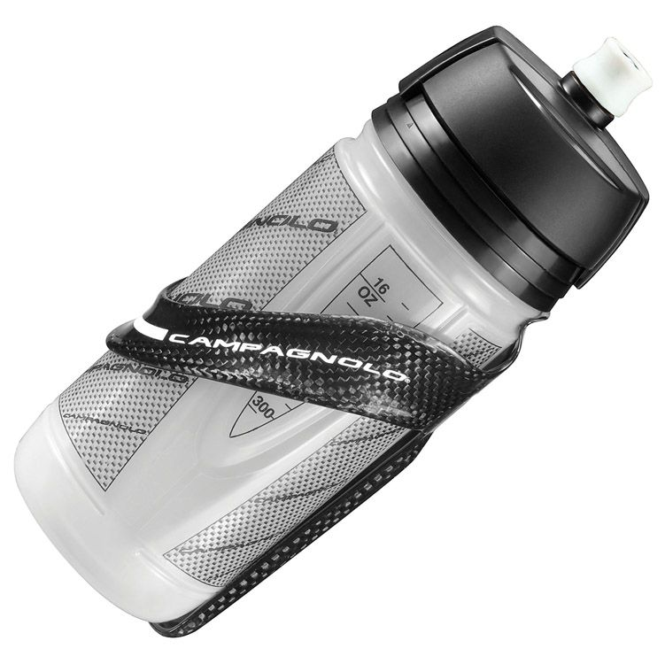 Campagnolo CAMPAGNOLO Super Record Water Bottle Carrier, Carbon