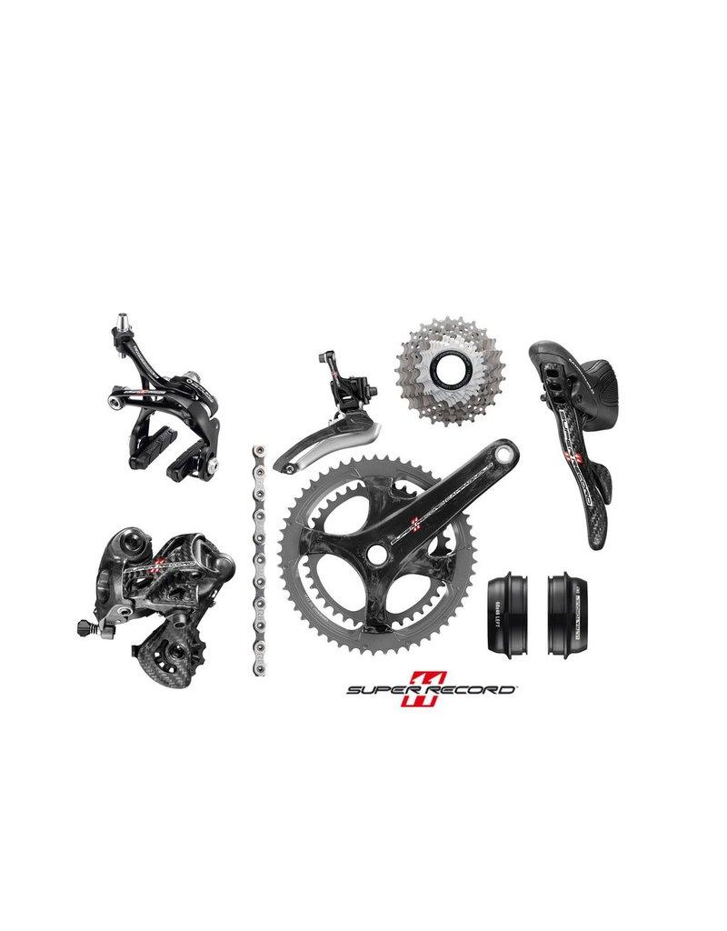Campagnolo 2017 Super Record 11s Mechanical Gruppo