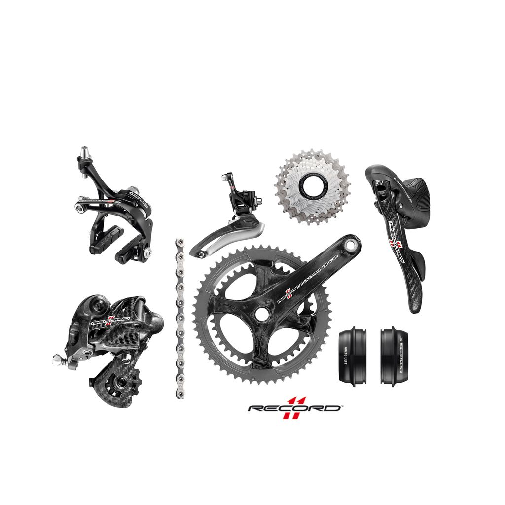 Campagnolo 2017 Record 11s Mechanical Gruppo