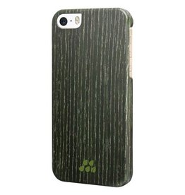 Evutec S Series Case for iPhone 5s / SE - Ebony Wood