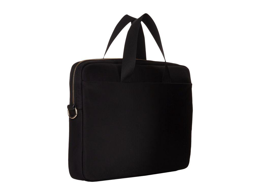 "kate spade new york kate spade Nylon Laptop Bag for 13"" Laptop - Black"