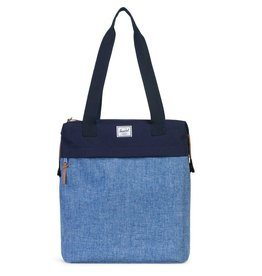 Herschel Supply Herschel Supply Collins Tote - Limoges Crosshatch / Peacoat