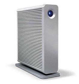 Lacie LaCie d2 Quadra 5TB Hard Disk (7200rpm) eSATA, 2 x FW800, USB 3.0