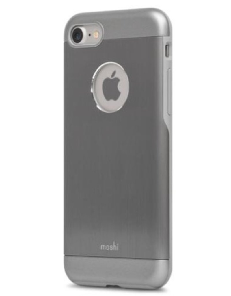 Moshi Moshi iGlaze Armour for iPhone 7  - Gray