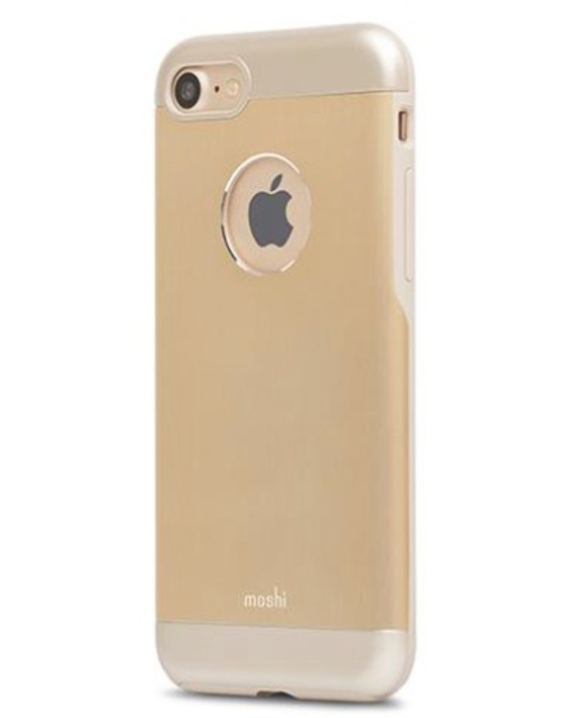 Moshi Moshi iGlaze Armour for iPhone 7  - Gold