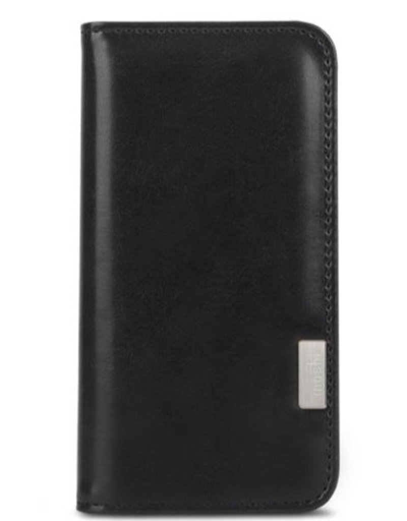 Moshi Moshi Overture Wallet Case for iPhone 7 Plus - Black