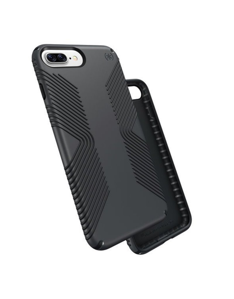 Speck Speck Presidio Grip for iPhone 7 Plus - Graphite Grey / Charcoal