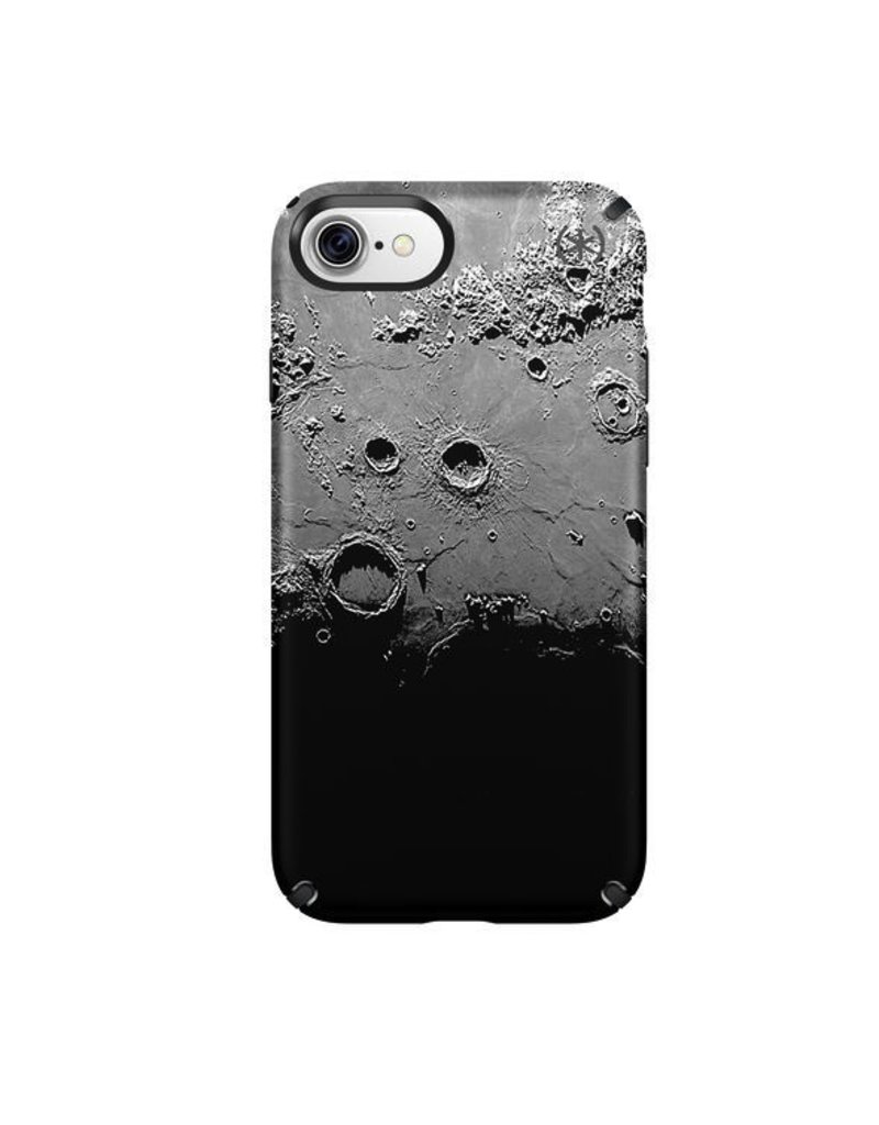 Speck Speck Presidio Inked for iPhone 7 - Darkmoon Black Metalic