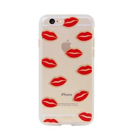 Sonix Sonix Clear Coat Case for iPhone 7 - Pucker Up