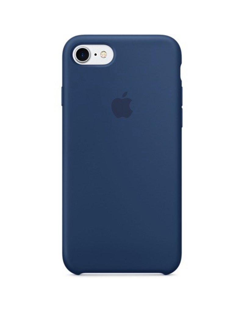 Apple Apple iPhone 7 Silicone Case - Ocean Blue